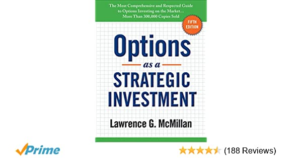 Mcmillan Options As A Strategic Investment Ebook