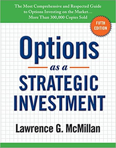 options as a strategic investment by lawrence g. mcmillan pdf