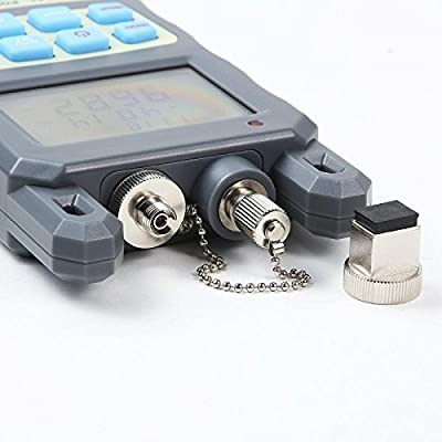 Fibershack - All in one Fiber Optic Power Meter / Fault Tester. Includes Strong 5mW VFL - With English instructions.