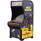 Space Invaders Classic Tiny Arcade Game Palm Size w/ Authentic Sounds