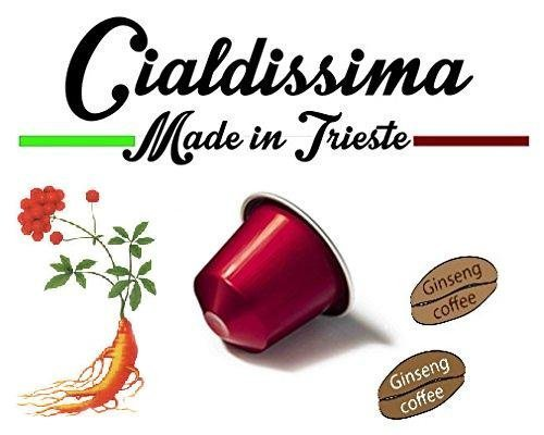 201 opinioni per Cialdissima- 50 CAPSULE GINSENG NESPRESSO- 100% COMPATIBILI