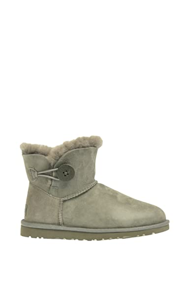 38 Gris Grey Mini Eu Gris 3352 Bailey Ugg Button BzxZ0fg