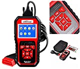 OBD2 Scanner, Karia Konnwei KW850 Auto Car Diagnostic Code Reader, Professional Vehicle OBDII Scan Tool Check Engine Light Code Reader Tool for all OBD II Protocol Cars Since 1996