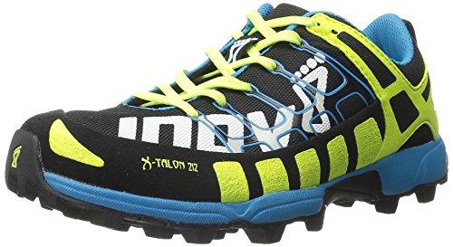 Inov-8 Mens X-talon 212 Scarpa Da Trail Running Nero / Giallo / Blu