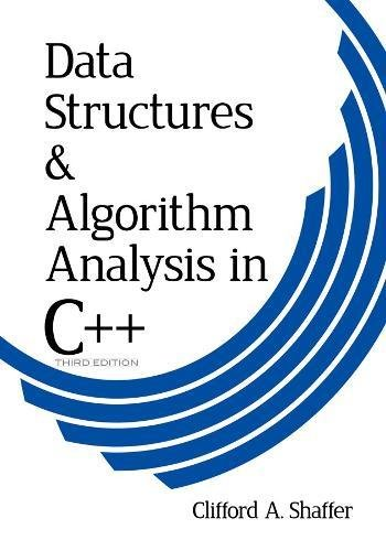 Data Structures+Algorithm Anal...C++
