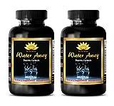 Fat loss - WATER AWAY PILLS NATURAL FORMULA 700MG - Potassium chloride - 2 Bottle (120 Capsules)
