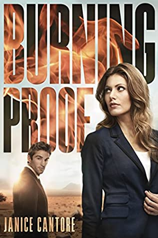 book cover of Burning Proof