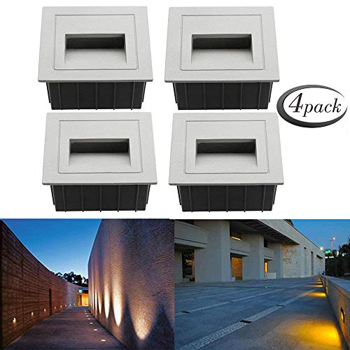 4 Led Plinth Lights
