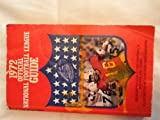 img - for 1972 Official National Football League Guide (An in-depth look at Pro Football's Players and Teams) book / textbook / text book