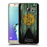 Official HBO Game Of Thrones Tyrell Sigil Flags Soft Gel Case for Samsung Galaxy S6 edge+ / Plus