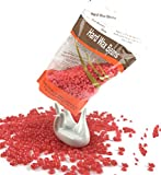 (US) HeaLif Hard Wax Hair Removal Hard Wax Beans Beads Strawberry Depilatory for Man and Woman Hair Remove