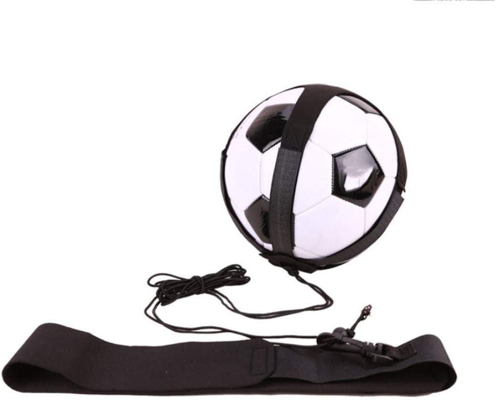 SVNA Entrenador de Pelotas de Futbol La capacitación Ayuda a Mejorar el Ritmo de los Cinturones Ajustables para Ayudar a controlar Las Habilidades (niños y Adultos): Amazon.es: Deportes y aire libre