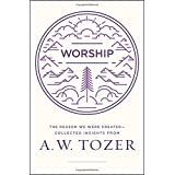 Worship: The Reason We Were Created-Collected Insights from A. W. Tozer