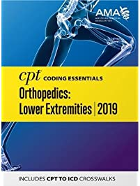 Amazon medical coding billing books cpt coding essentials for orthopaedics lower 2019 fandeluxe Images