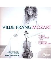 Mozart Vln Ctos Nos.1 5 Sinfonia Concertante
