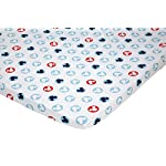 Disney-Mickey-Mouse-3-Piece-Porta-CribMini-Nursery-Bedding-Set-Comforter-2-Sheets