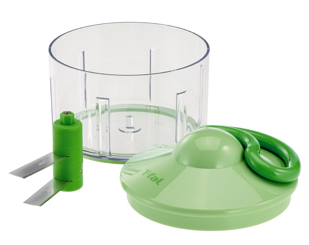 Tefal K0920404 Picadora Manual, Verde, 500 ml