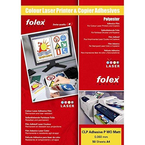 Folex 2999M.050.44100 - Papel adhesivo para impresoras y ...