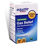 Equate - Gas Relief, Extra Strength, Simethicone