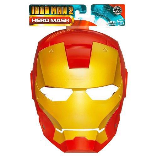 Iron Man Mark Iv Costume (Marvel Comics Iron Man the Armored Avenger Mark IV Hero Mask Costume Accessory by Avengers Assemble)