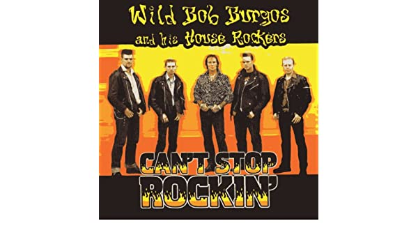 Stop Look and Listen de Wild Bob Burgos and His House ...