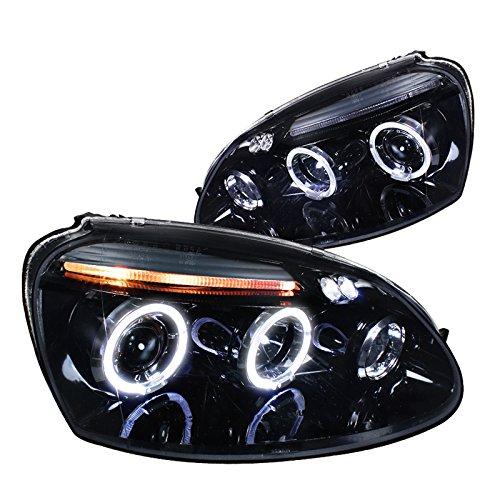 Spec D Tuning LHP GLF05G TM Volkswagen Headlights