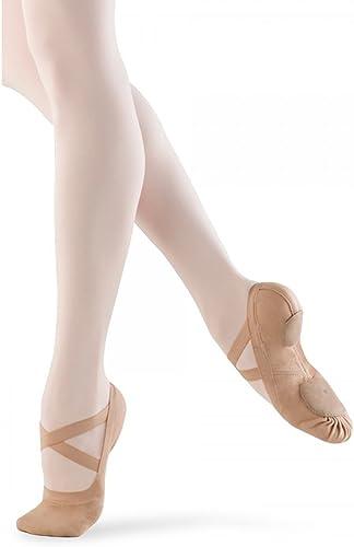 Bloch Dance Mens Performa Stretch Canvas Split Sole Ballet Shoe//Slipper