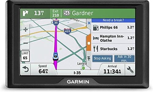 Amazoncom Garmin DriveSmart LMT GPS Navigator Cell Phones - Gps amazon com