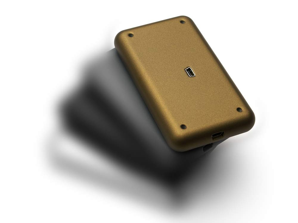 Bronze Cerakote Touchpad, Raw Aluminum 5 gal. 4-corner Tank Accuair E-level Air Management Package AMP