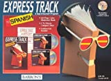 img - for Express Track to Spanish: 4 CDs with Book (Express Track Compact Disc Packages) book / textbook / text book