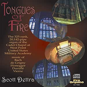 Tongues of Fire: Organ at West Point / Various