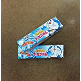 LOTTE Doraemon Ramune Soda Bubble Gum (2 Packs)