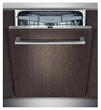 Siemens - lavastoviglie a incasso a scomparsa totale SN65N082EU da ...