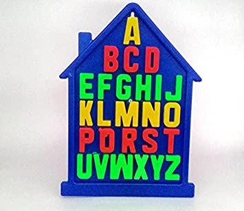 NYS Alphabets Tray Home Set for Kids