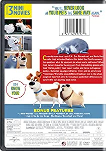 The Secret Life of Pets from Universal Studios Home Entertainment