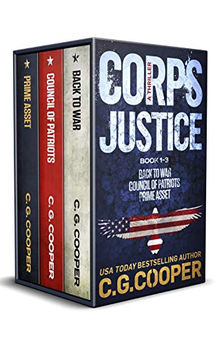 (The Corps Justice Series: Books 1-3 (The Corps Justice Series Box Set Book 1))