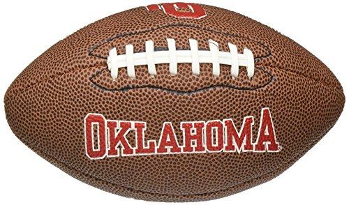 NCAA Oklahoma Sooners Team Football, Mini, Brown (Sooners Football compare prices)