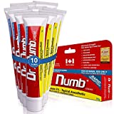 Dr. Numb Topical Numbing Cream | 5% Lidocaine Anesthetic Pain Relief Cream