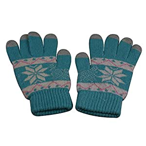 Magic Stretch Gloves Smartphone Texting Touch Screen