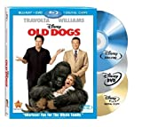 Old Dogs (Three-Disc Blu-ray Combo