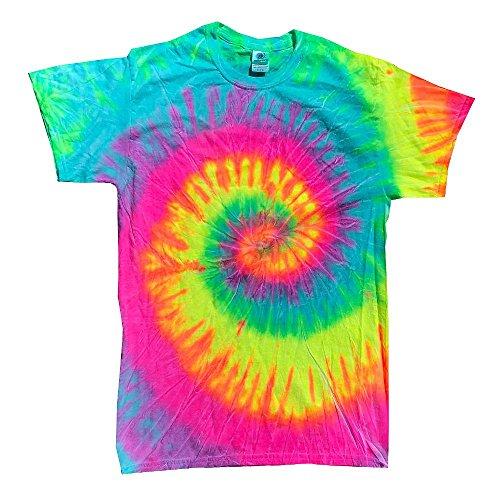 Minty Rainbow Colortone T shirt Donna xfqBp8