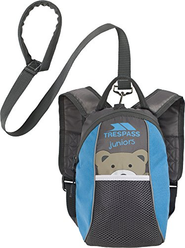 Trespass Kid's Mini Me Baby/Toddler Safety Backpack Rucksack Walking...