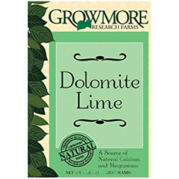 Dolomite Lime, 4 Lbs