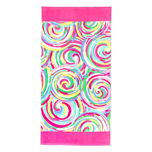 (Wholesale Boutique Beach Pool Towel Summer Collection (Personalized, Summer Sorbet))