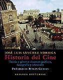 img - for Historia Del Cine/ Film History: Teoria Y Generos Cinematograficos, Fotografia Y Television / Cinematography Theory and Genres, Photography and Television (Spanish Edition) book / textbook / text book