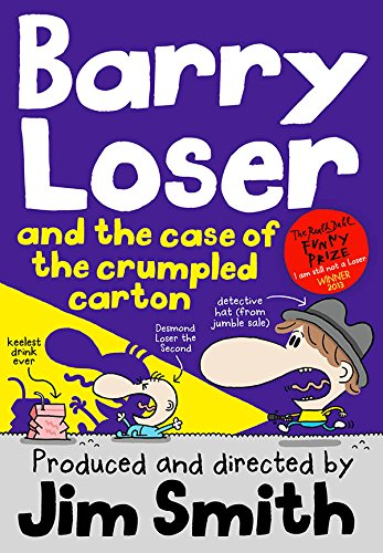 Barry Loser and the case of the crumpled carton (The Barry Loser Series) ()