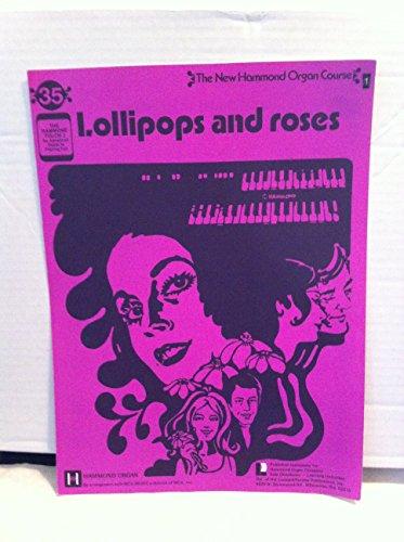 Lollipops and Roses - Hammond Organ Sheet Music #35