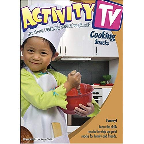 (ActivityTV Cooking Fun Snacks V.1 )