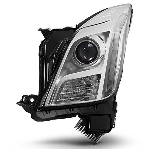 cadillac xts headlight - 1