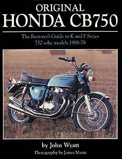 amazon com 1969 1979 honda cb750 cb 750 k f four haynes repair rh amazon com Honda CMX 250 Owner's Manual Honda CMX 250 Owner's Manual